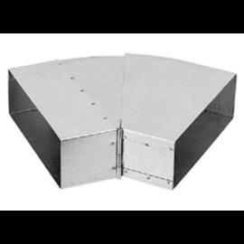 Difuzor rohový 500/1000 CL bílý